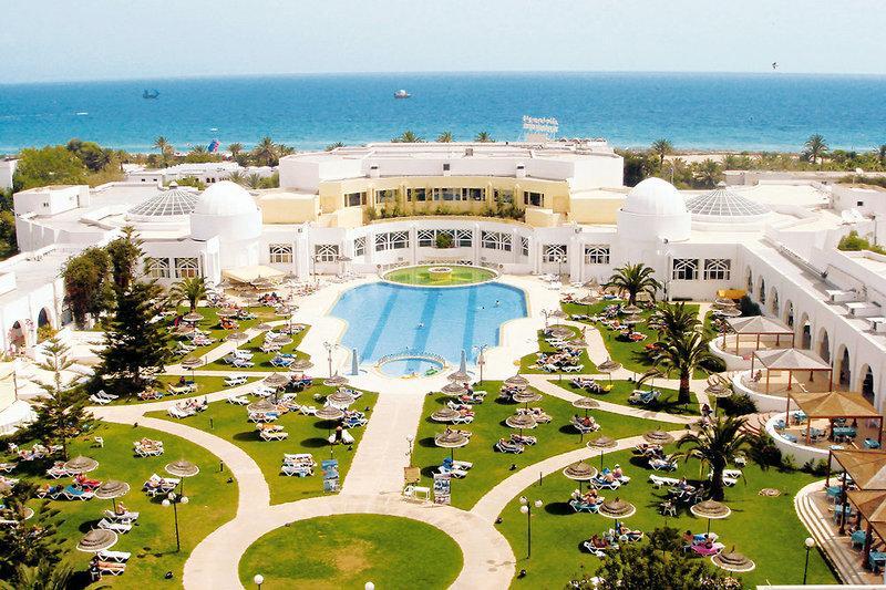 Tej Marhaba Hotel  Sousse, Tunesien