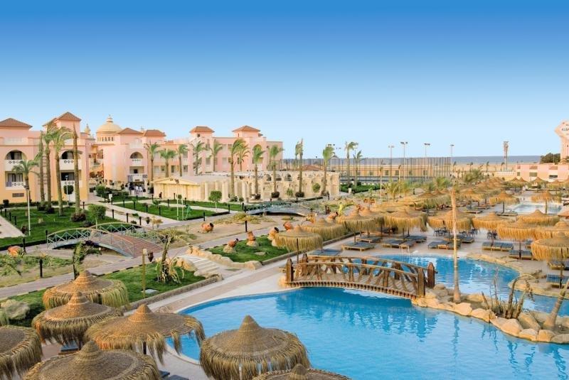 Albatros Aqua Park Hurghada, Ägypten