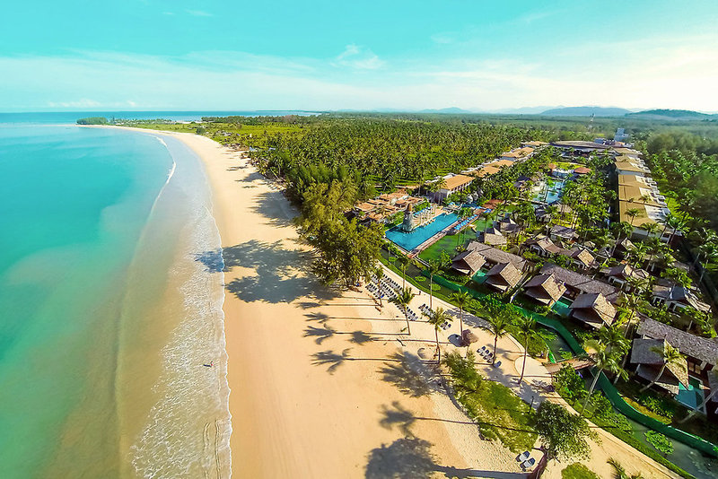 SENTIDO Graceland Khaolak Resort & Spa  + Bang Sak Beach (Khao Lak), Thailand