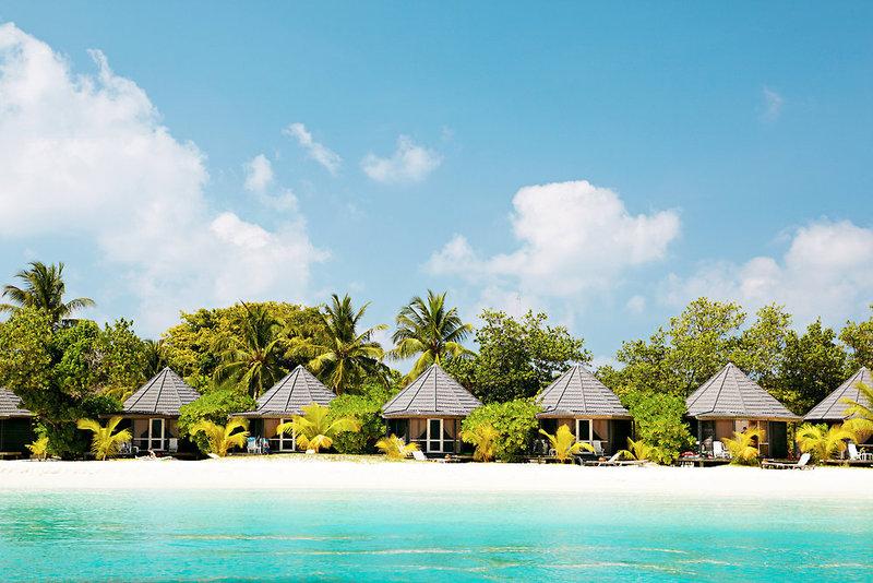 Kuredu Island Resort & Sangu Water Villas  Lhaviyani (Faadhippolhu) Atoll, Malediven